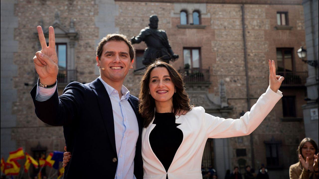 Arrimadas anuncia su candidatura por Barcelona para el 28A