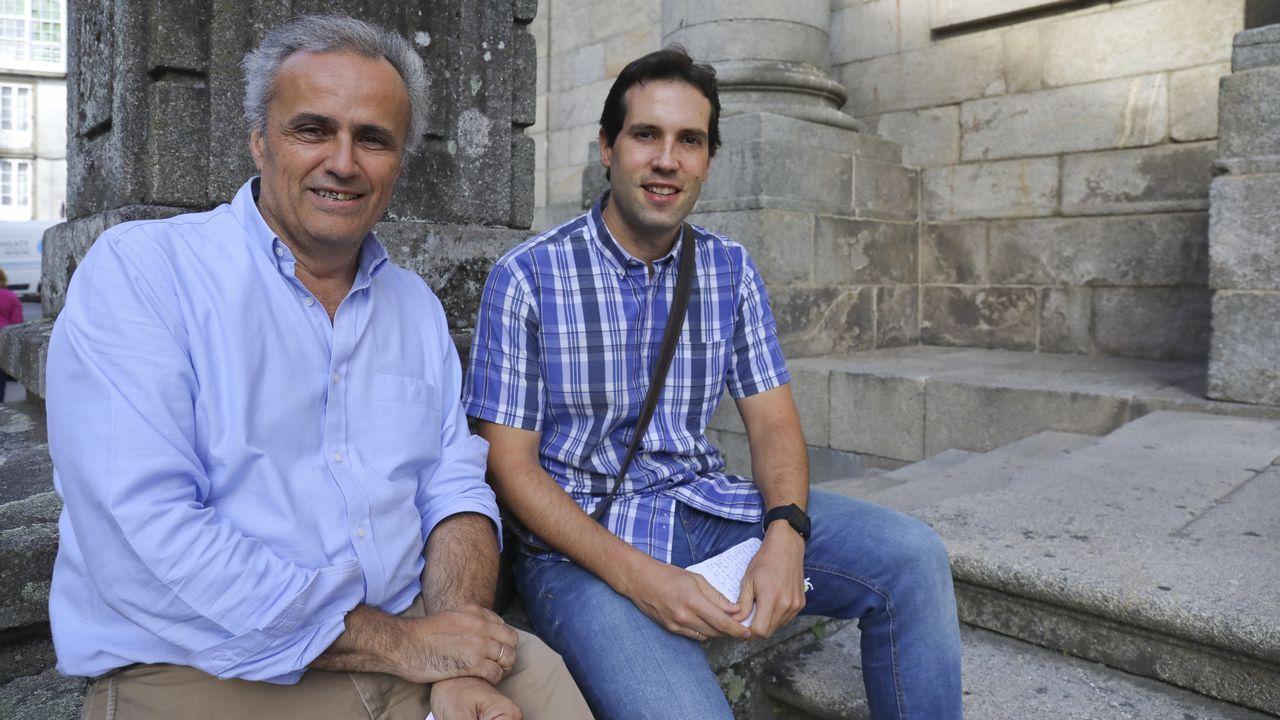 Román Rodríguez: «Que os nenos non vaian a clase non é o mellor xeito de protestar»