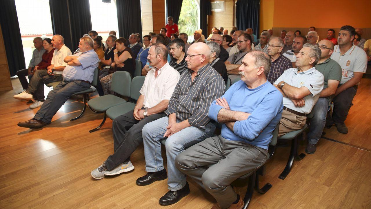 Amancio Lavandeira presentará una moción en el próximo pleno