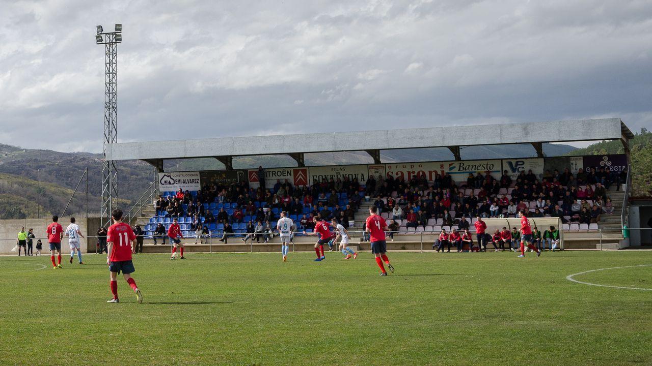 Atanes pasó por el CD Ourense.