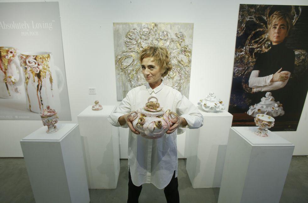 La Doce celebra su segundo aniversario con música y fotografía.Ricardo Mojardín. «El arte no da de comer»