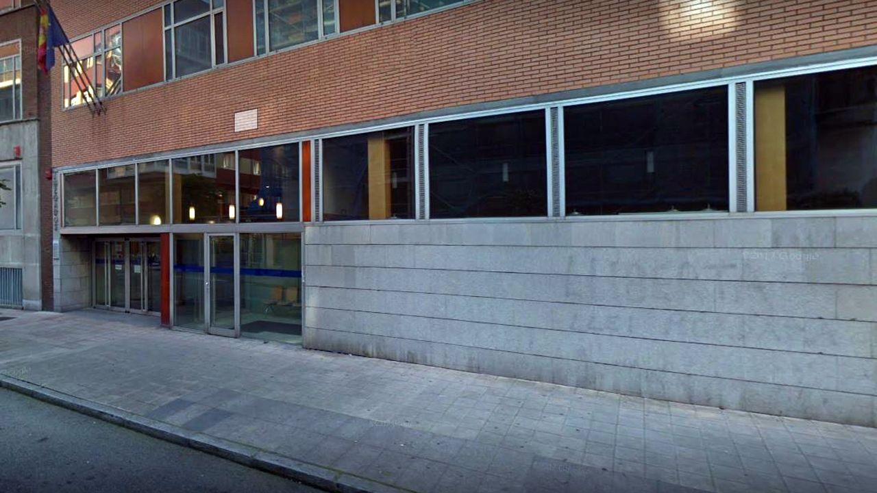 Junta de accionistas del Pontevedra.Juzgados de Avilés