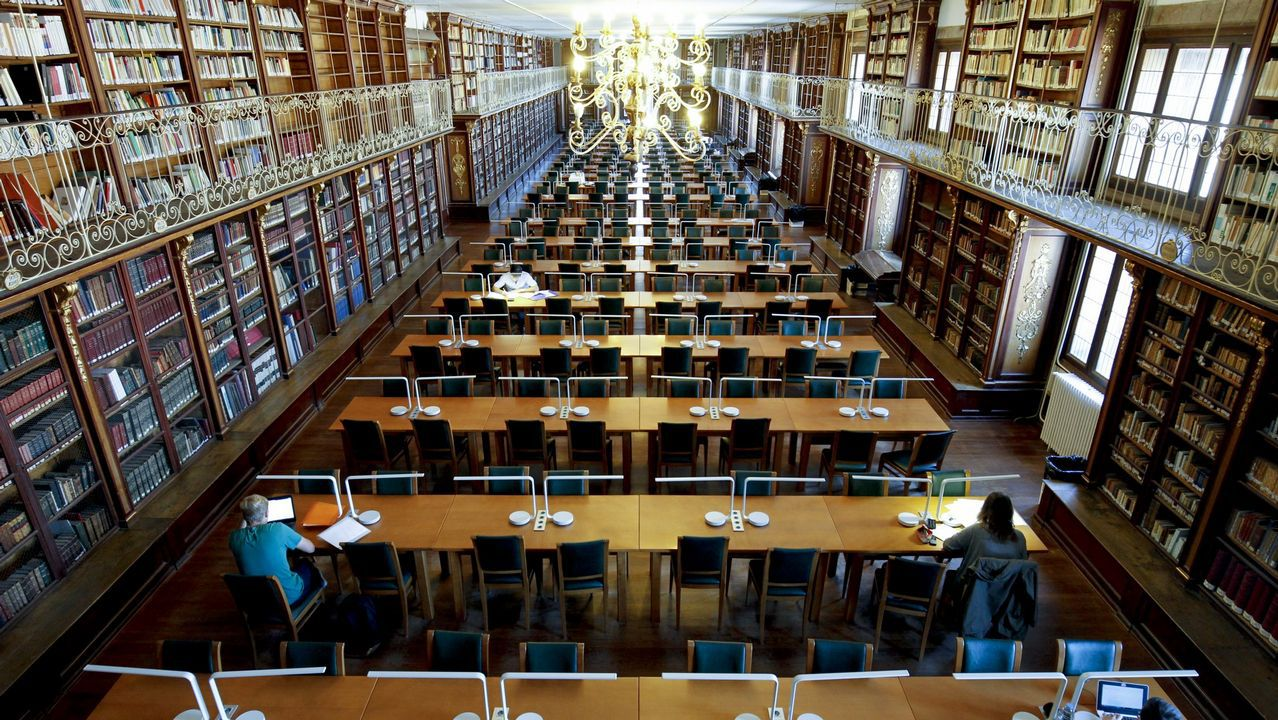 carta.Biblioteca de la Facultade de Historia de la Universidade de Santiago de Compostela