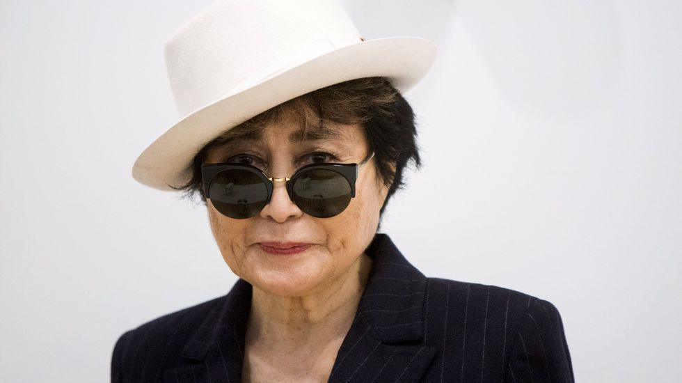 Rob López, hijo de una asistente de John Lennon.Yoko Hono