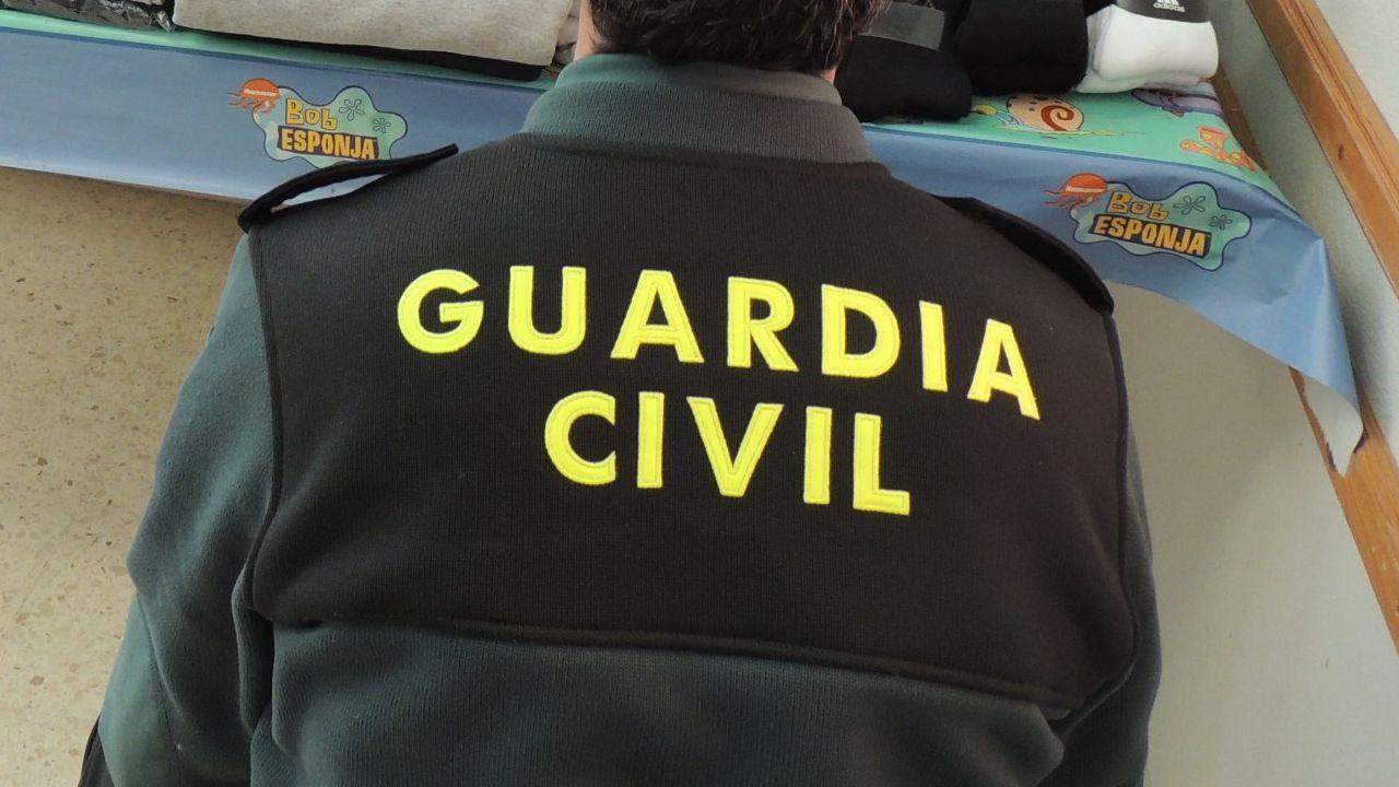 .Coche de la Guardia Civil