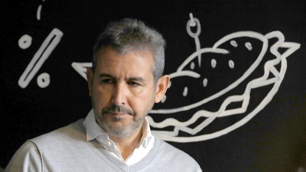 .El director general de Airbnb para España y Portugal, Arnaldo Muñoz
