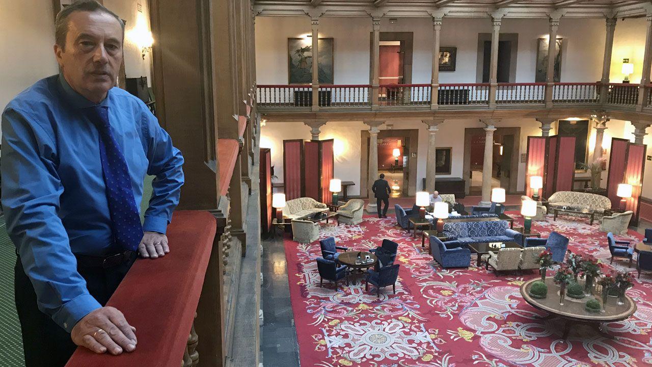 Manuel Muñoz se retira después de 40 años trabajando en El Reconquista.Manuel Muñoz se retira después de 40 años trabajando en El Reconquista