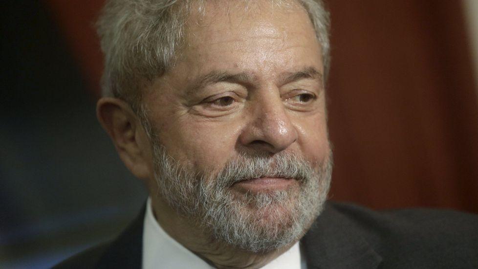 Lula da Silva, aclamado tras su arresto