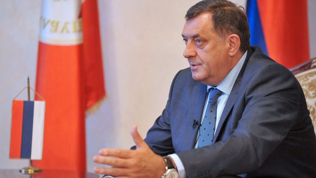 Imagen de archivo de Milorad Dodik