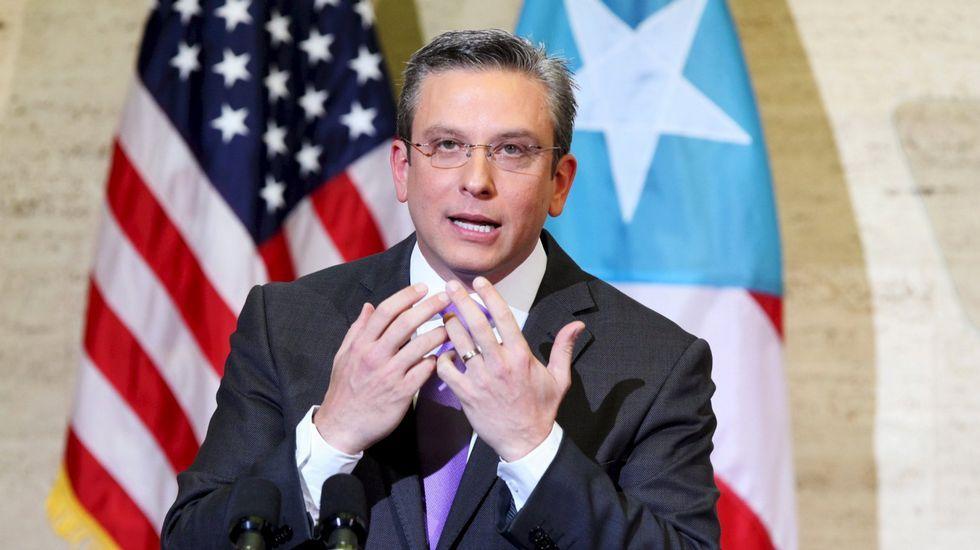 .El gobernador Alejandro Garcia Padilla