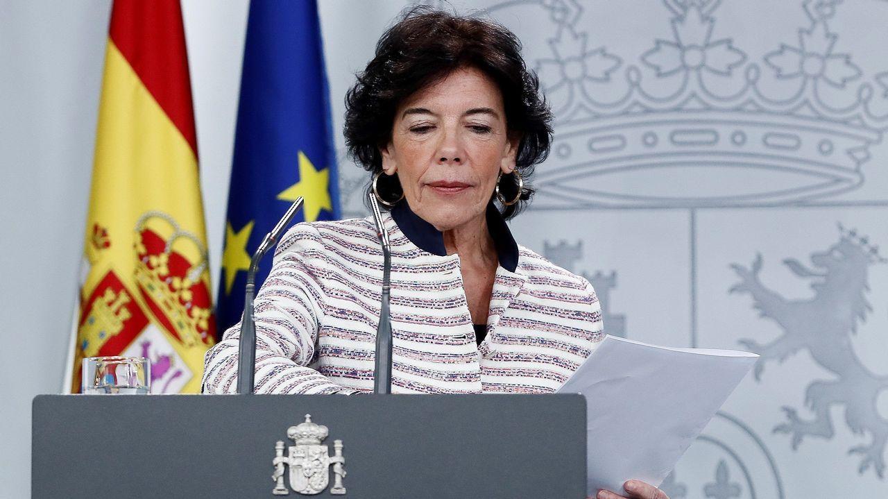 El Gobierno a Torra: «No aceptamos ultimátums»