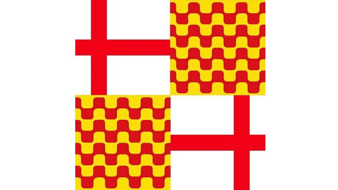La demanda de banderas de Tabarnia se dispara en Cataluña.