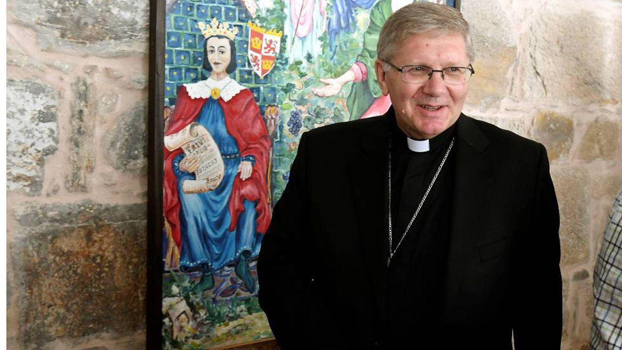 Víctima de abusos sexuales en la Iglesia:  Era un demonio que decía que lo que me hacía era un secreto .Juan Antonio Menéndez, obispo de Astorga