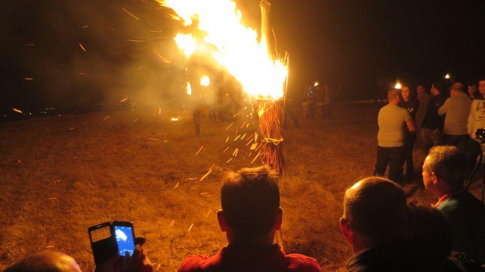 Las imágenes que dejó un día cargado de festejos tradicionales