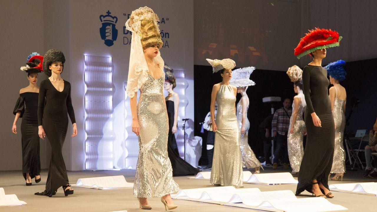 Faro cabo Vilán.Exposición en el Museo de Man