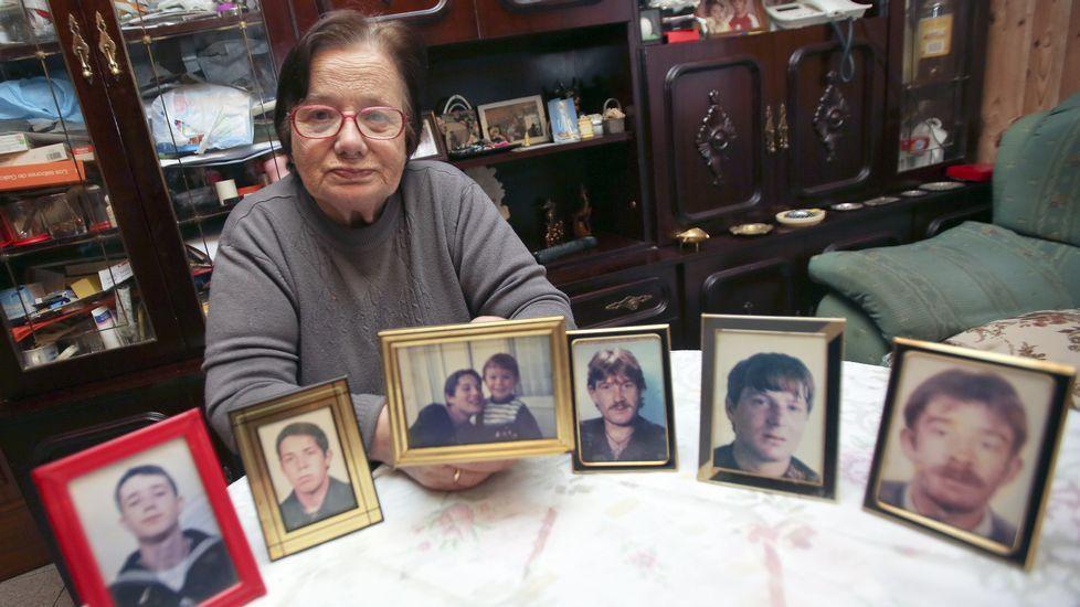 La madre que vio morir a seis hijos