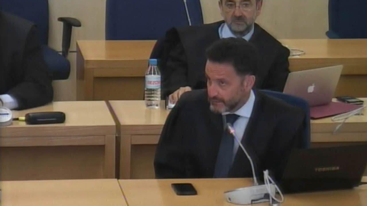 Edmundo Bal, hasta hoy abogado del Estado jefe de lo Penal